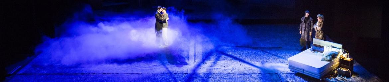 TheatreHD: Ангелы в Америке. Часть 1: Приближается Миллениум (рус. субтитры)