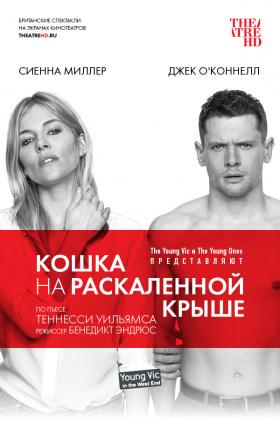 TheatreHD. Кошка на раскалённой крыше (рус.субтитры)