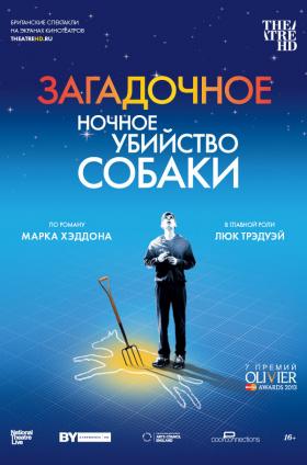 TheatreHD. Загадочное ночное убийство собаки  (рус.субтитры)