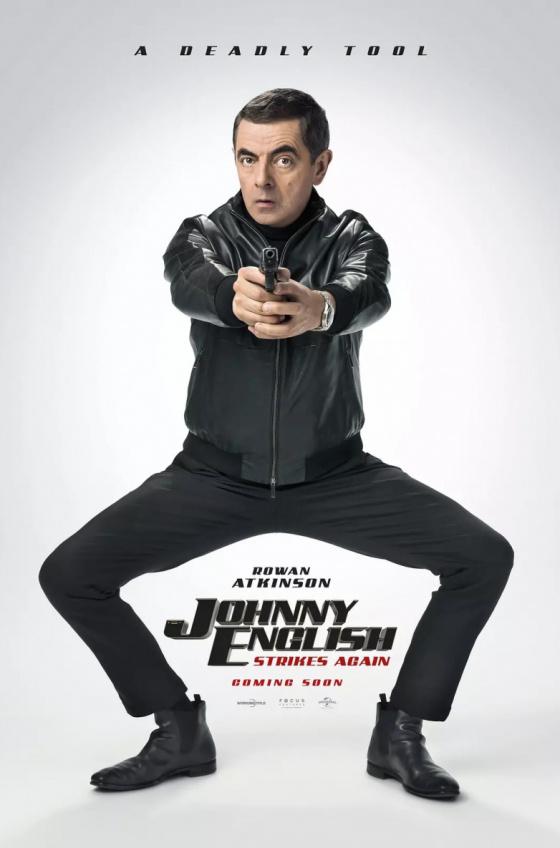 Агент Джонни Инглиш 3.0 (русские субтитры)