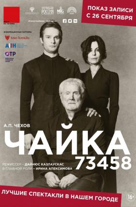 Театральная Россия: Чайка