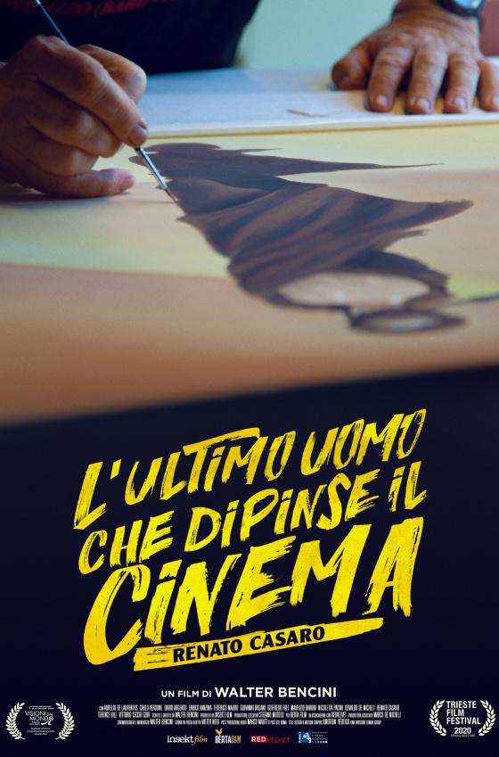 RIFF: Искусство киноплаката: человек, который рисовал кино