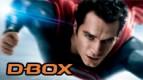 Блокбастер «Человек из стали» в формате D-BOX