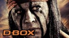 Приключенческий вестерн «Одинокий рейнджер» в D-BOX