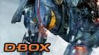 Фантастический боевик «Тихоокеанский рубеж» в D-BOX