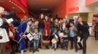 «Монстры» начали каникулы в «Киномакс»
