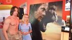 Премьера фильма «Тарзан. Легенда» прошла в к/т «Киномакс Тандем»