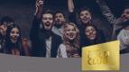 Привилегии владельцев карт GOLD Club в Киномакс-Рига Молл
