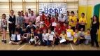 «Киномакс» принял участие в городском турнире по флорболу.