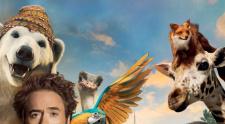 """Уже 19 февраля мы сможем увидеть """"Удивительные приключения доктора Дулиттла """" на большом экране """"Киномакс-Буревестник"""""""